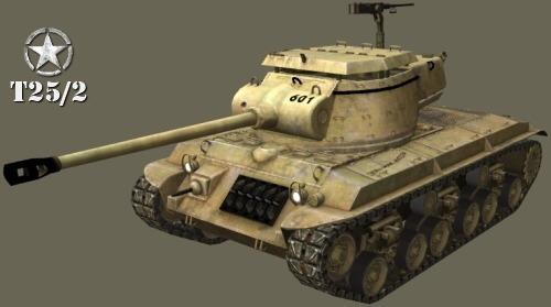 Tento tank těží z preferenčního matchmakingu, díky kterému se nesetkáte s.